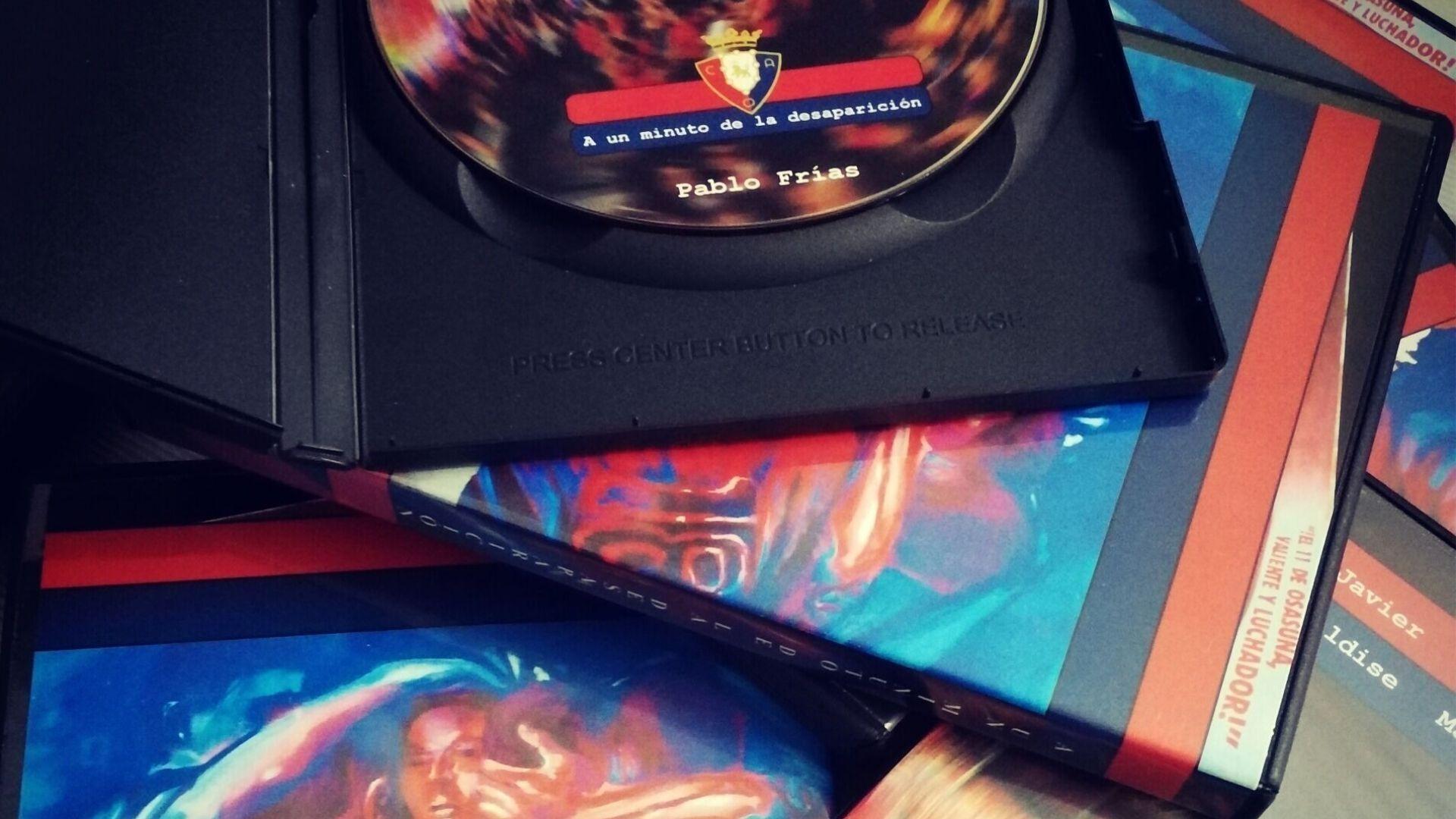 Diseño Cajas DVD